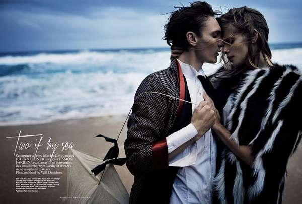 Intimate Seaside Shoots