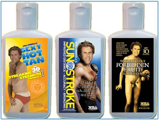 Celeb Sunscreens