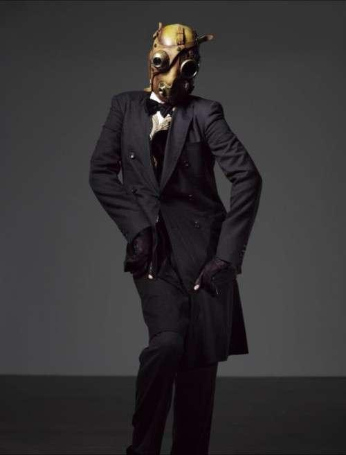 Masked Steampunk Fashions