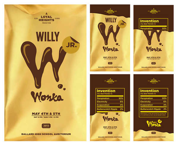 willy wonka candy bar