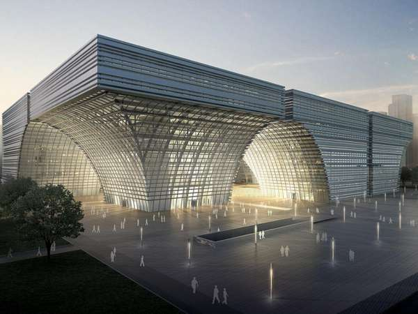 win changzhou culture centre