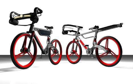 Intelligent Electronic Bicycles