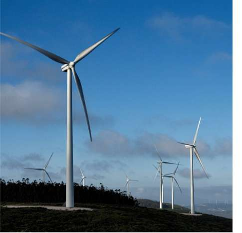 Wind Energy Reaches New Heights in U.S.