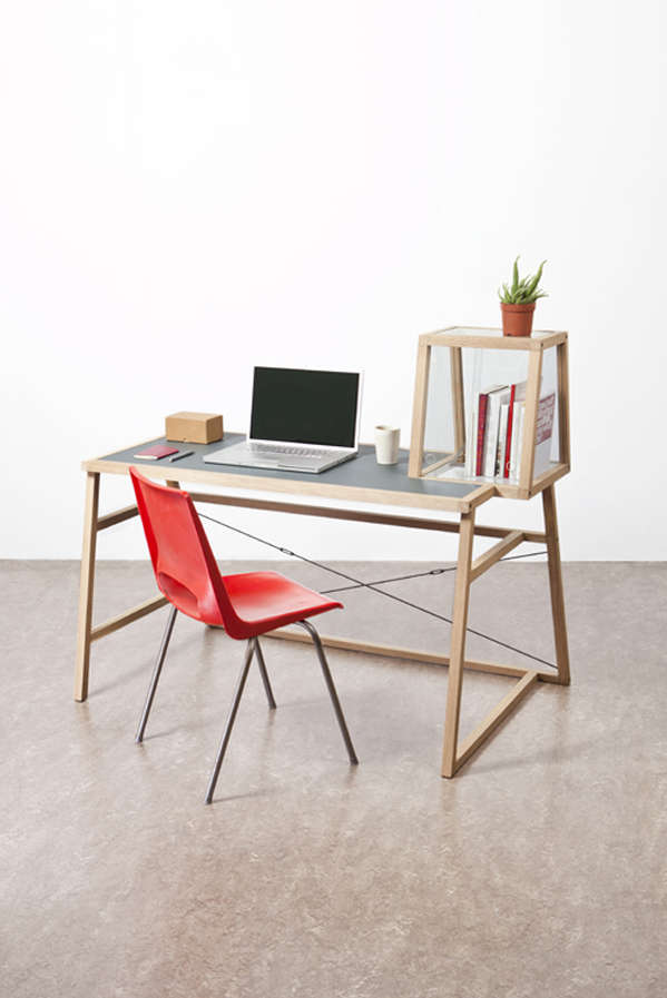 Archeology-Inspired Desks