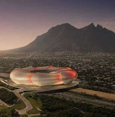 Windmill Inspired Stadiums