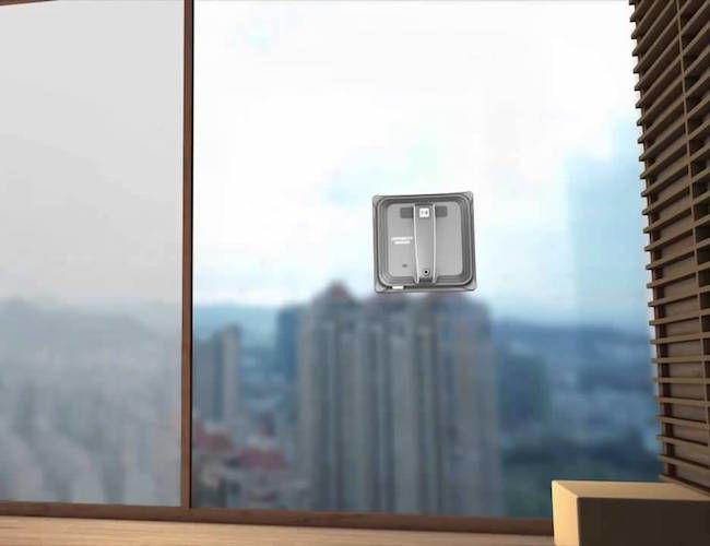 Window-Washing Drones