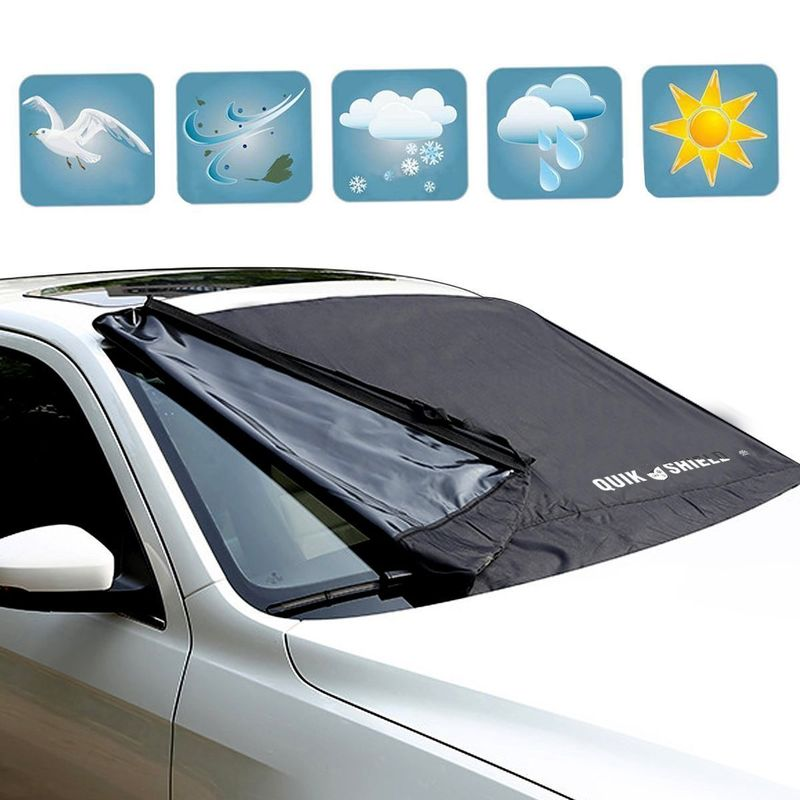 Vehicular Windshield Protectors