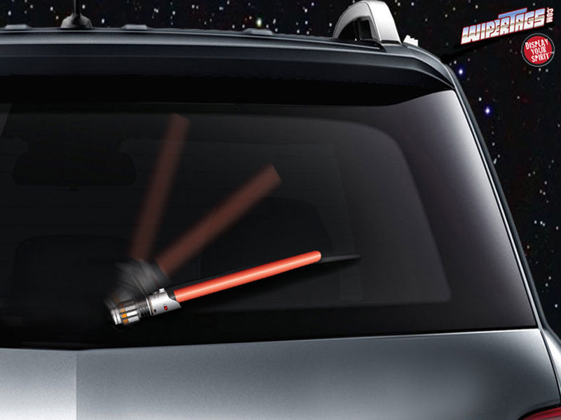Galactic Windshield Wipers
