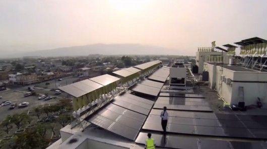 Hybrid Power Arrays