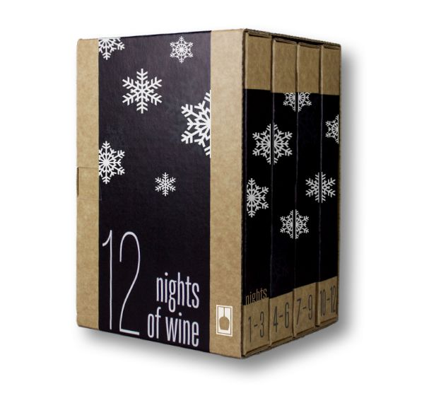 Single-Serve Wine Advent Calendars