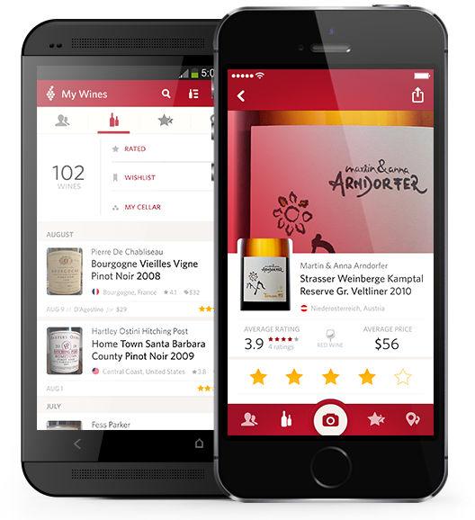 Restaurant Sommelier Apps