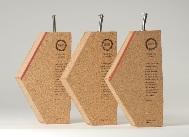 Cork Wine Bottle Concepts