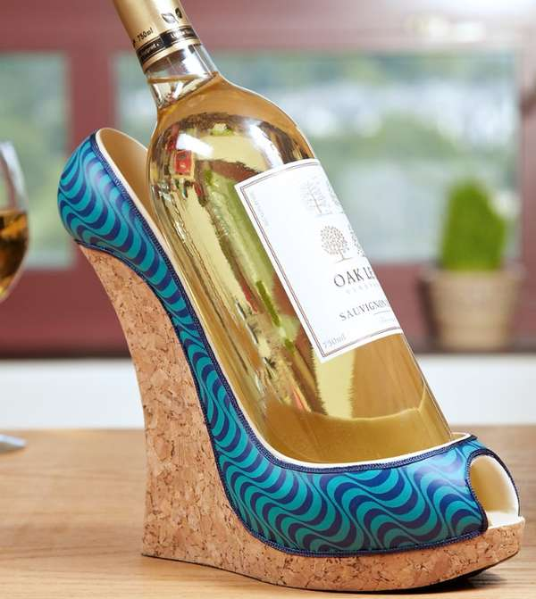 Foot Fetish Wine Racks Wine Bottle Holder