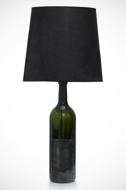 Luxe Wine Lamps