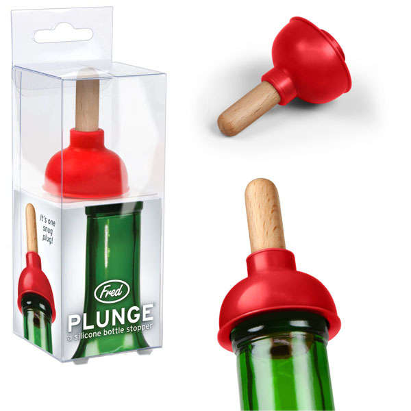 Toilet Humor Bottle Toppers