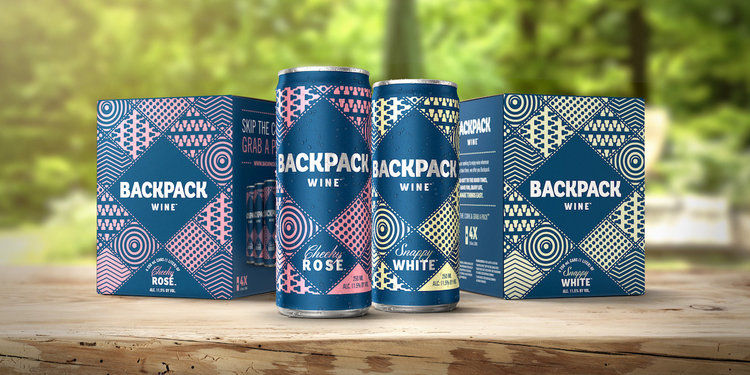 Millennial-Targeting Wine Cans
