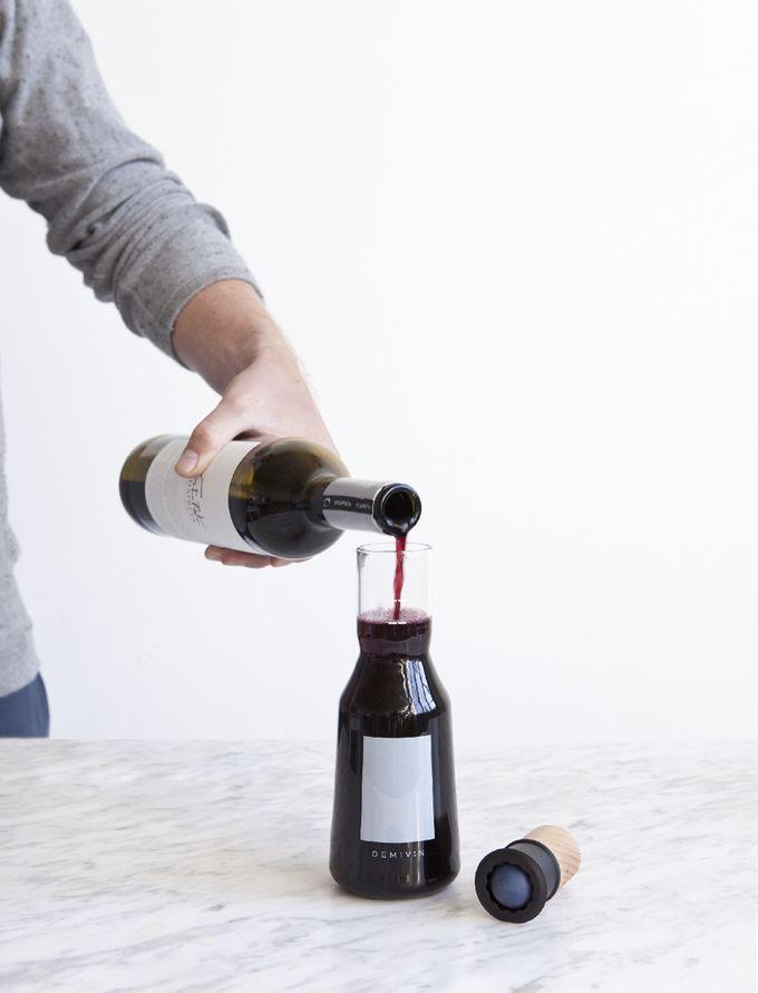 Wine-Preserving Bottles