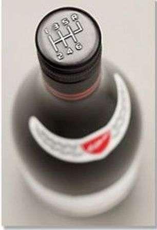Racing Wine Bottles