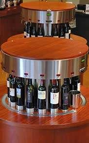 Wine on Tap an VinoVenu