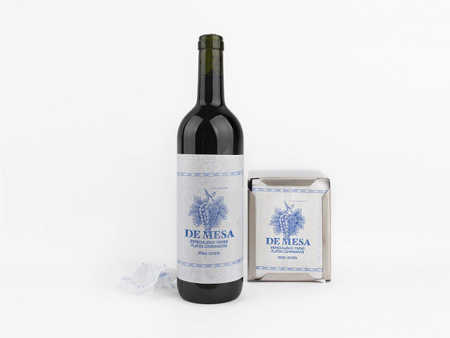Provincial Wine Packaging