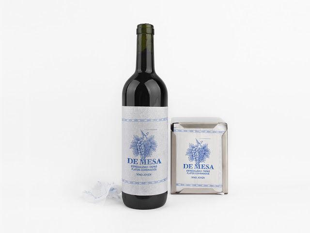 Provincial Wine Packaging