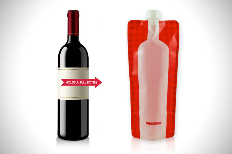 Plastic Wine Carriers