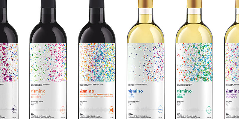 Musically Enhanced Wines