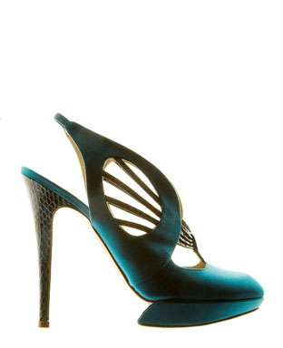 Winged Stilettos