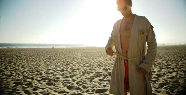 Winnifred Beach Sport-Utility Bathrobe