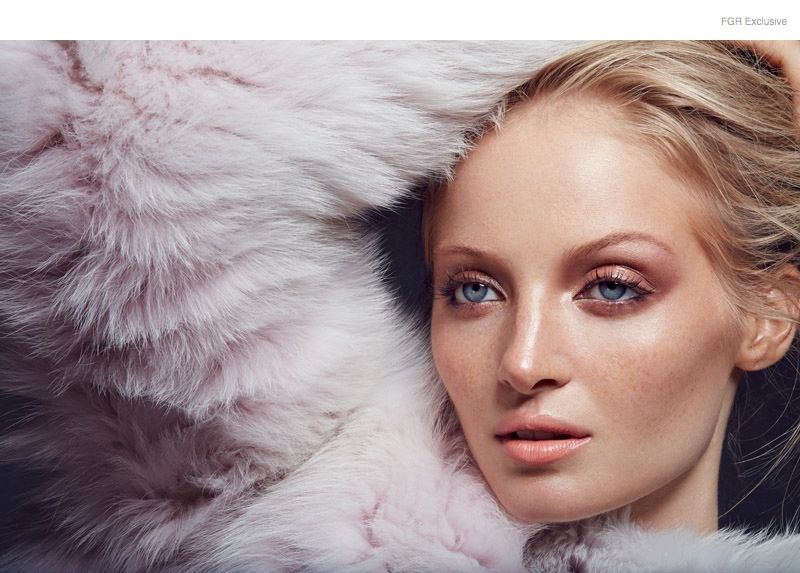 Winter Beauty Editorials