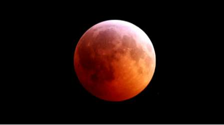 Lunar Eclipse Recordings
