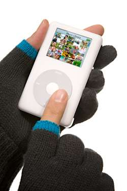 Winter Mits For Gadget Addicts