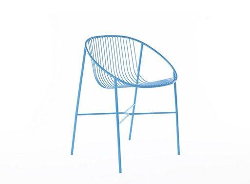 Wispy Wire Chairs