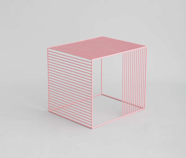 Minimalist Steel Strand Furniture