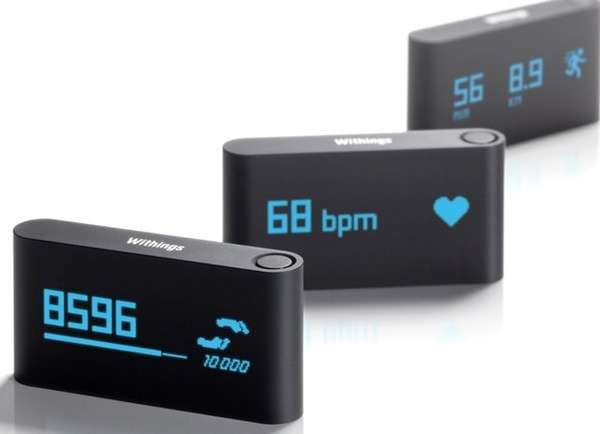 Wireless Activity Trackers