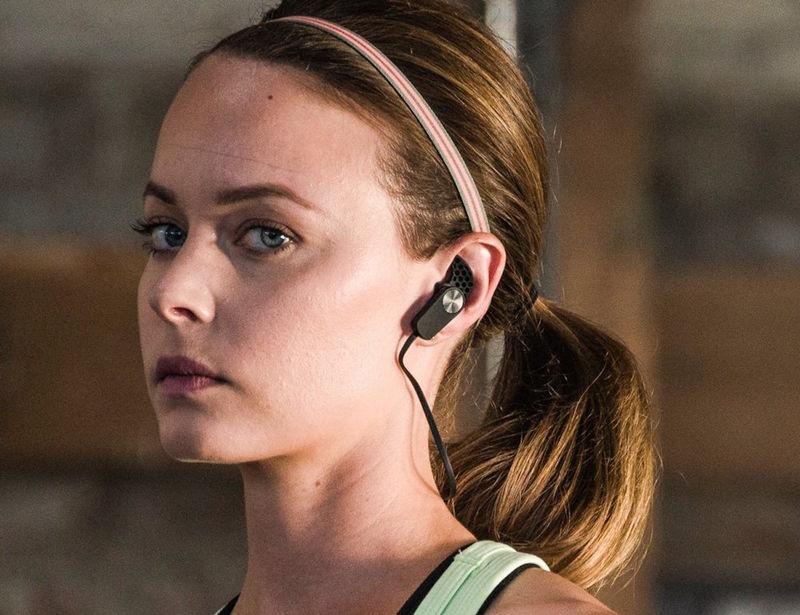 Sweat-Proof Sport Headphones