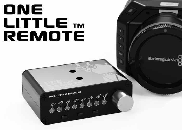 Camera-Controlling Remotes