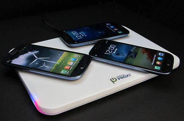 Wireless Battery Charging Bowls