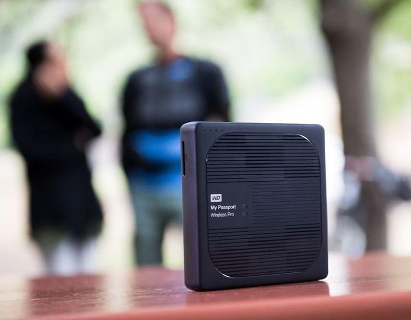Wireless Photo Drives