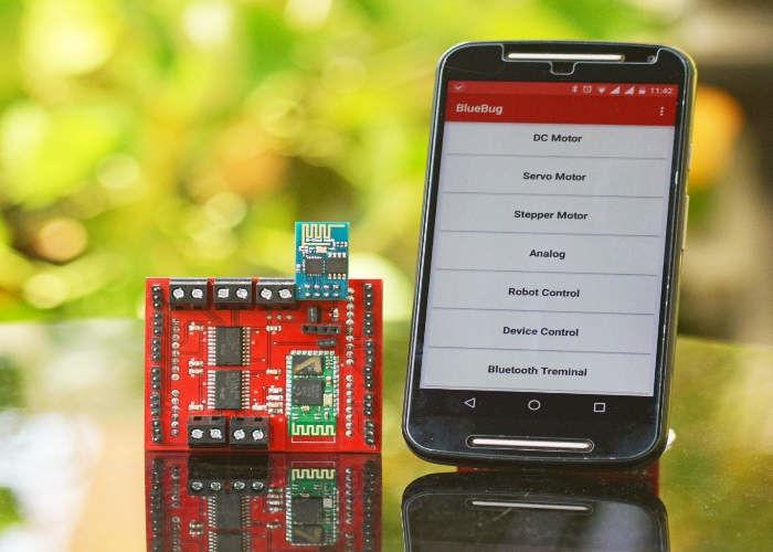Wireless IoT Shields