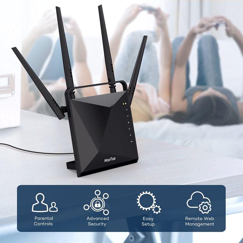 WiFi Speed-Tripling Routers