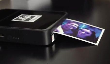 Wireless Social Networking Printers
