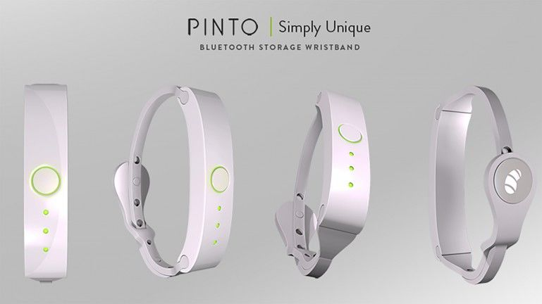 Wireless Storage Wristbands
