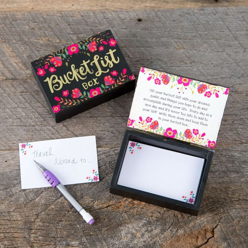 Motivational Wish Boxes