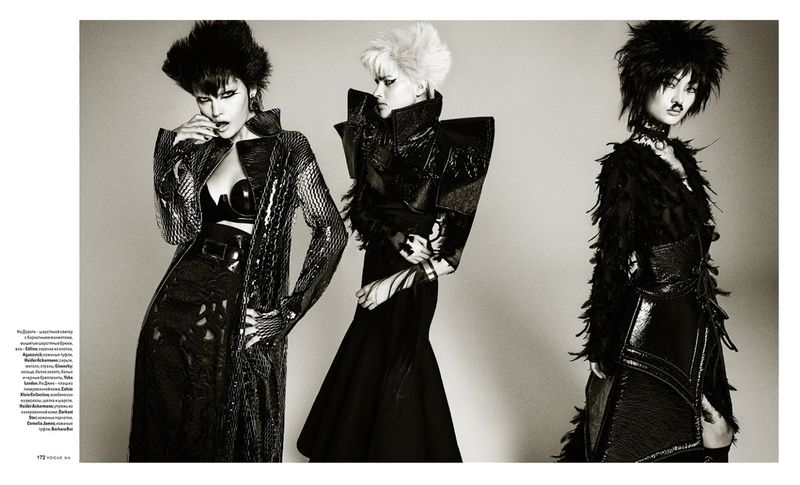 Witchy Punk Editorials