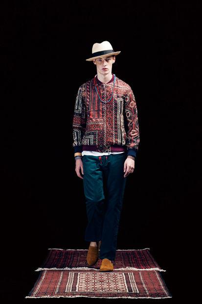Ubiquitously Versatile Menswear
