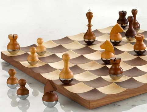 Concaved Classic Game Boards