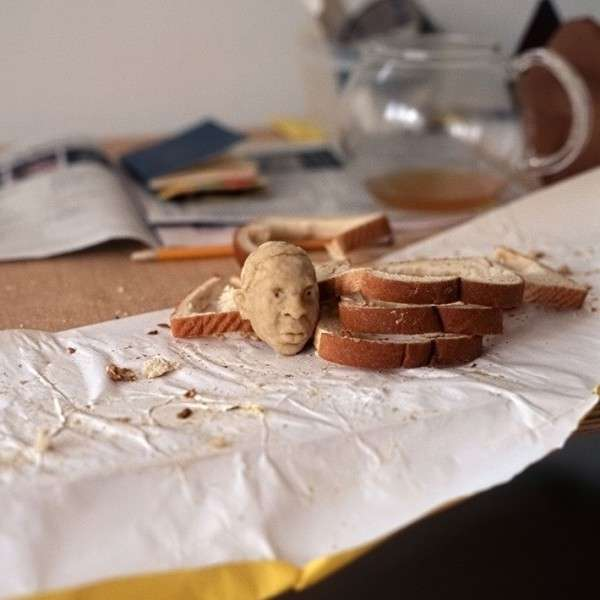 Celebrity Bread Sculptures