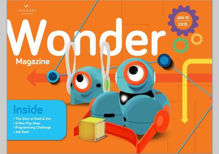 Children's Robotics Publications