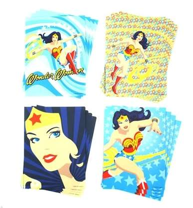 Wonder Woman Stationary